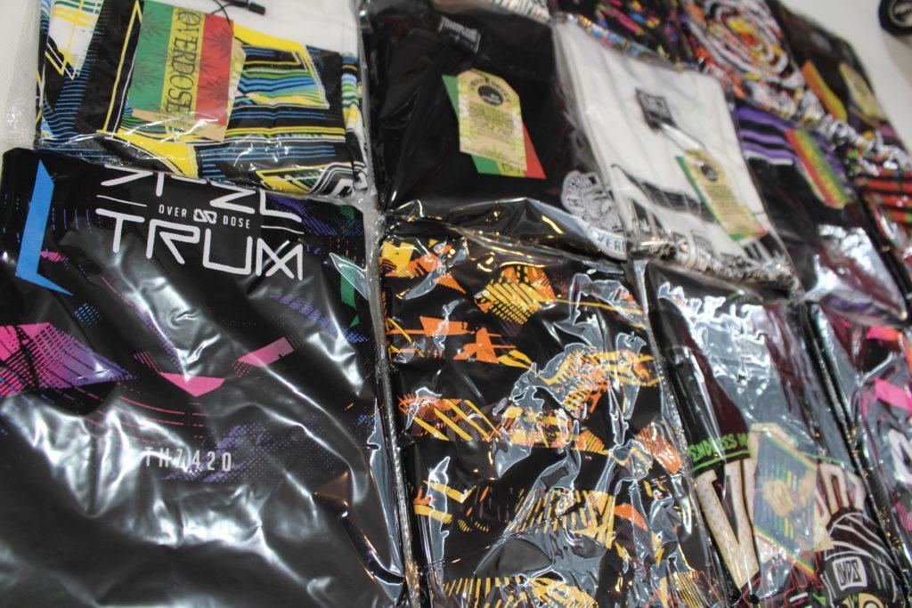 Các mẫu áo thun OverDose tại Shop thời trang Hải Yến
