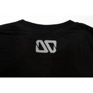 Logo Mặt sau áo thun đen OverDose Thái Lan
