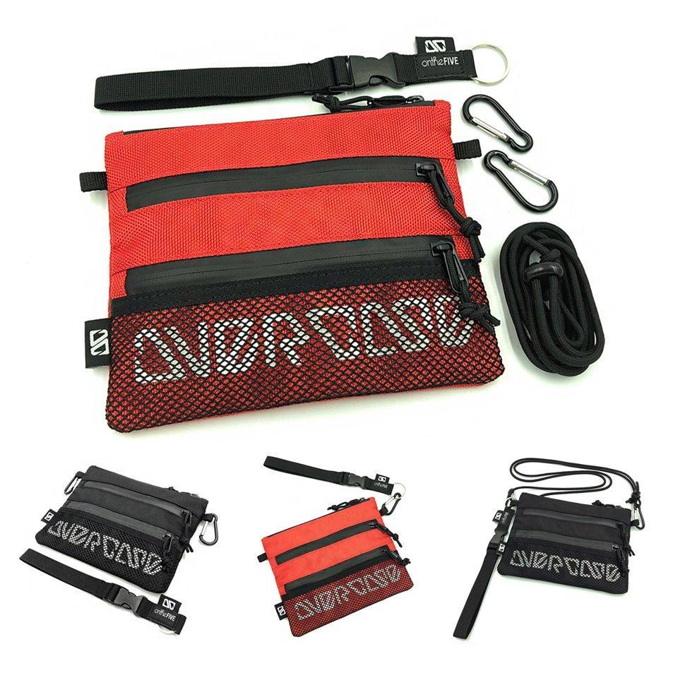 Túi đeo chéo OD SoftBag Đỏ (Red)